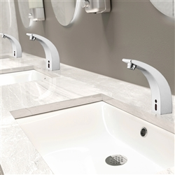 Automatic Sink Faucet No Battery