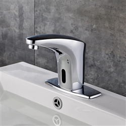 Automatic Touch-Free Faucet Adaptor