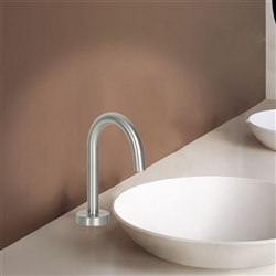 Brushed Automatic Faucet