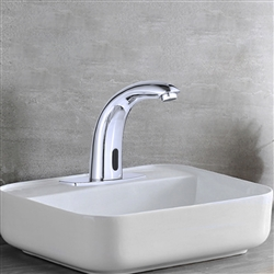 Clinical Sink Faucet Automatic