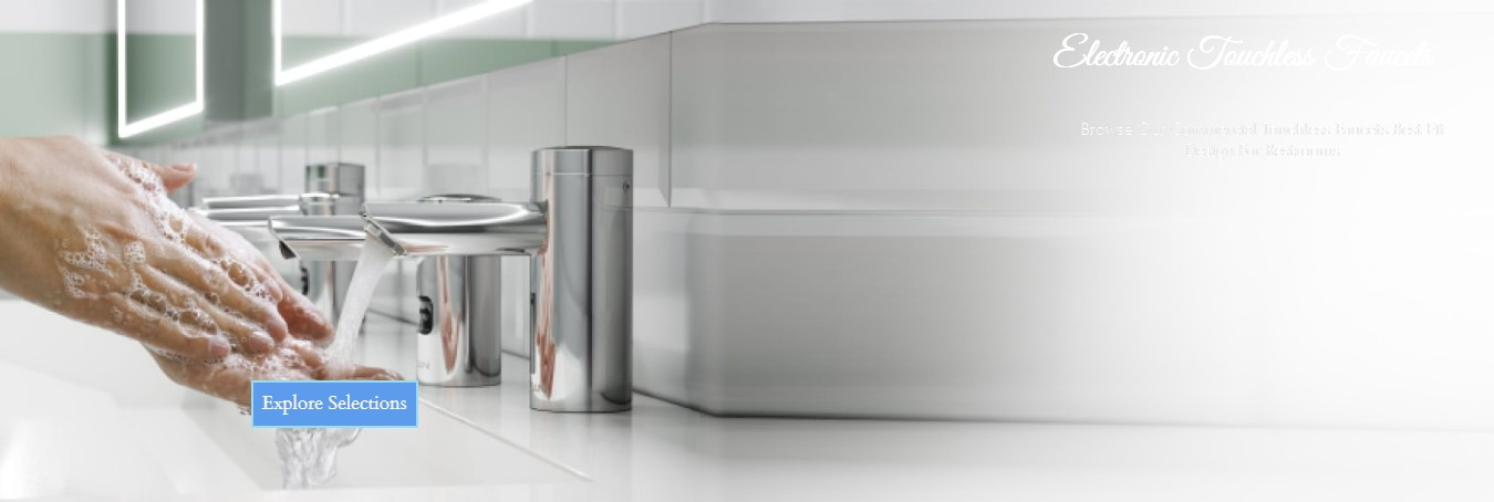 Delta Electronic Faucets Commercial