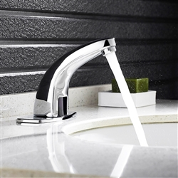 Design Of Automatic Faucet
