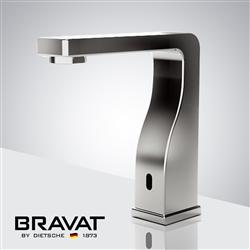 Bravat Commercial Automatic Hands Free Sensor Faucets