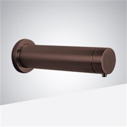 Fontana Reno Commercial Wall Mount Light Oil Rubbed Bronze Finish Motion Sensor Soap Dispenser
