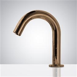 Fontana Rio Commercial Oil Rubbed Bronze Hands Free Automatic Sensor Faucet
